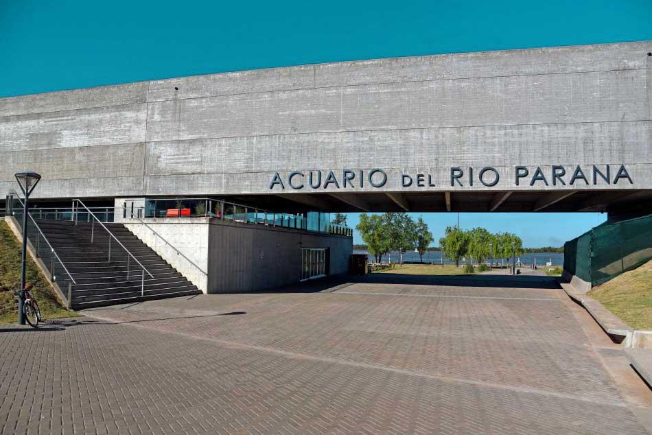 Acuario Río Paraná