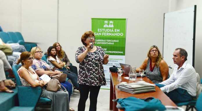 Capacitación Salud San Fernando