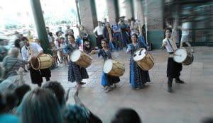 """Cultura Vive en las Plazas - """"Compañía de Arte Argentino"""" @ Explanada de la Estación del Ferrocarril Mitre"""