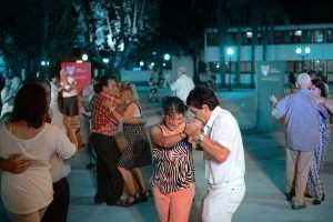 Noches de Milonga @ Plaza Rivadavia