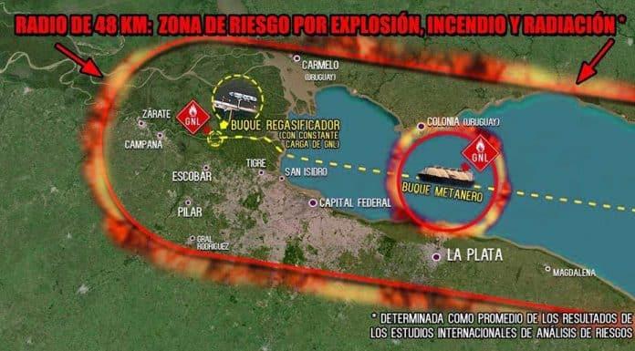 Puerto gasificador Escobar