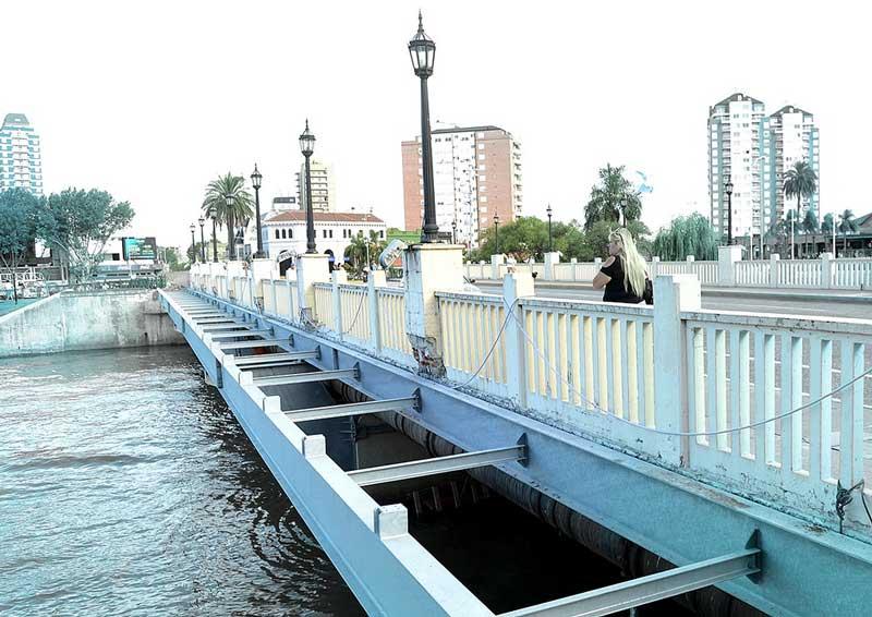 Puente Sacriste