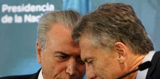 Temer y Macri