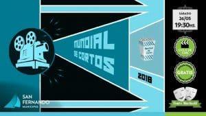 """Ciclo de Cine """"Mundial de cortos"""" @ Teatro Martinelli"""