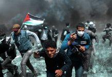 Palestina Protesta