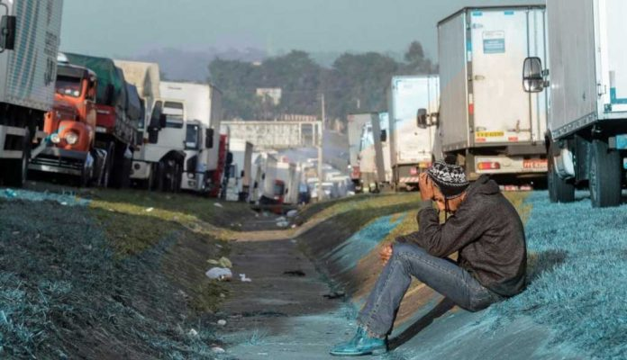 Paro de Camioneros