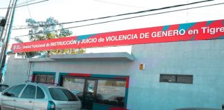 Fiscalía de género en Tigre