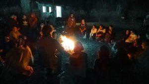 Noche de reflexión colectiva para acompañar la renovación de la naturaleza @ Punta Querandí | Garin | Buenos Aires | Argentina