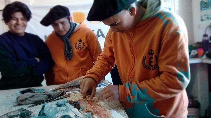 Pescadores del Delta