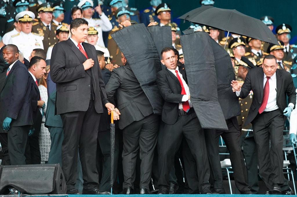 Atentado a Maduro