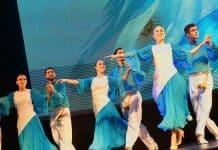 Danzas folclóricas