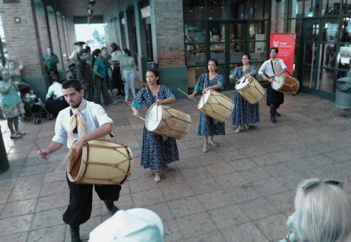 Folklore en Tigre