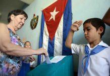 Cuba Elecciones 2018