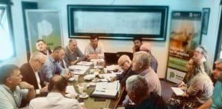 Reunión por Plan de Obras de Edenor