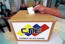 EElecciones en Venezuela 2018