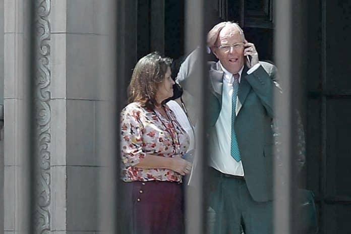 Presidente de Perú Kuczynski