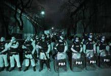PNA represión