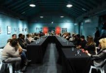 Reunión de comerciantes con Zamora