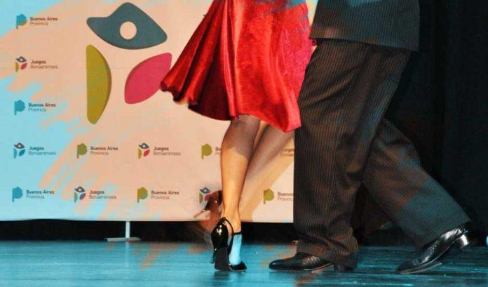 Juegos Bonaerenses tango