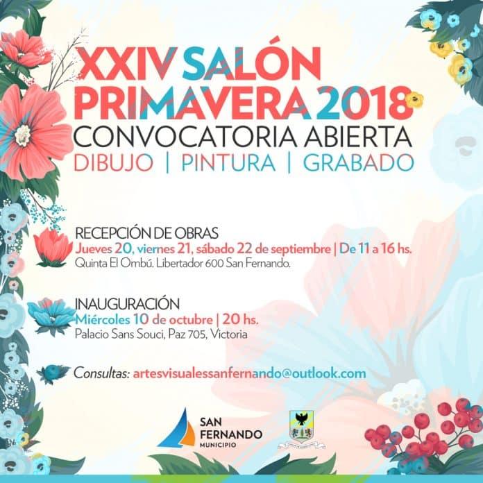 Salón Primavera 2018