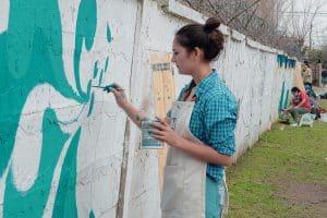 Pintó Tigre 2: Artistas pintando en vivo - Ricardo Rojas @ Marcos Sastre 2830, Ricardo Rojas. | Ricardo Rojas | Buenos Aires | Argentina