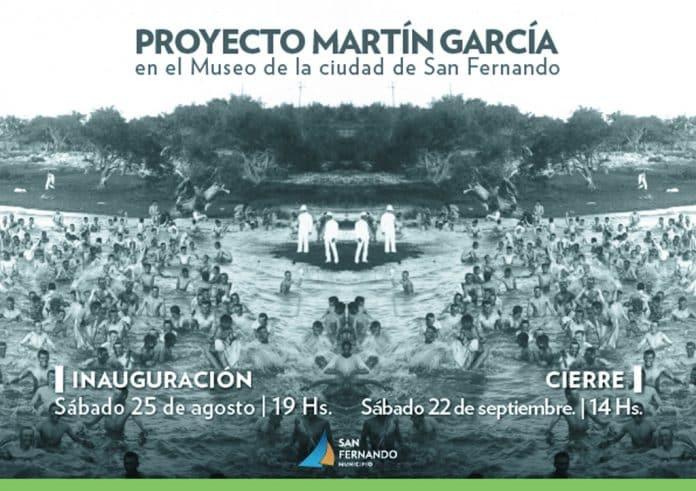 Muestra Martín García