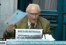 Desafuero CFK