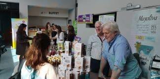 Exposición de alimentación sin gluten