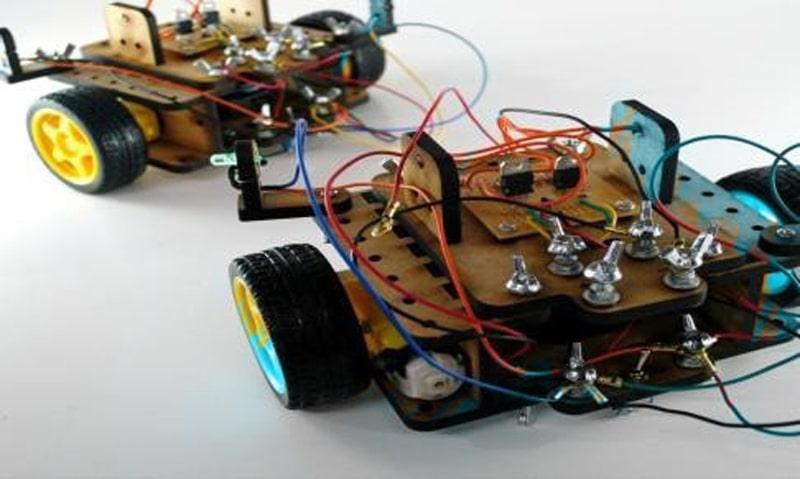 Comunidades Roboticas