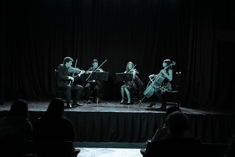 """cuarteto de guitarras """"Delta"""""""