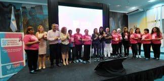 Campaña Prevención cáncer de mama