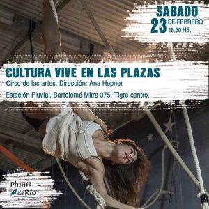 CULTURA VIVE EN LAS PLAZAS @ En Estación Fluvial | AAG | Buenos Aires | Argentina