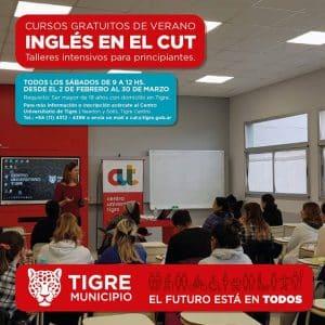 Inglés en el CUT @ CUT | Tigre | Buenos Aires | Argentina
