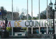Punta Querandí acto día de la memoria