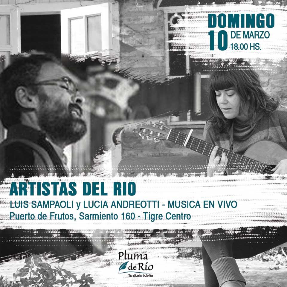 Artistas del Río