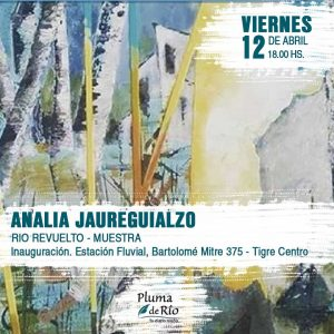 """Muestra """"Río Revuelto"""""""