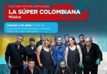 La super Colombiana