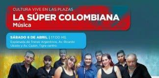 La super Colombiana