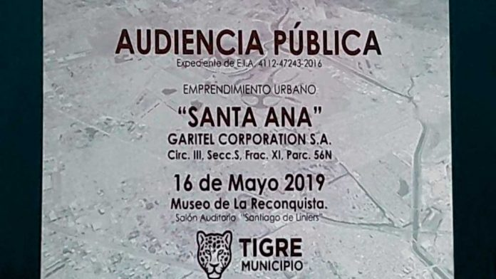 Audiencia Santa Ana