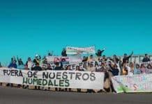 Asamblea Villa la Ñata y Dique Luján
