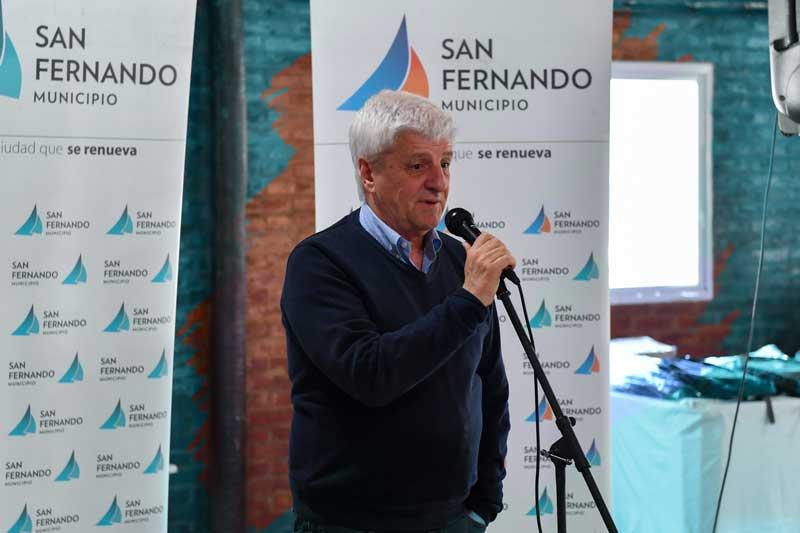 Día del Periodista San Fernando