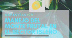 Curso de manejo del monte frutal @ Unión Islera Vecinal - Muelle Miramar
