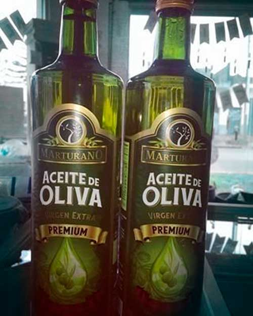 Aceite Maturano