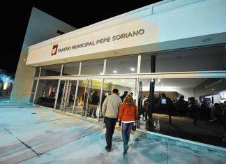 Teatro Osvaldo Soriano