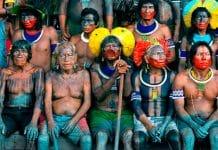 Indígenas del Amazonas