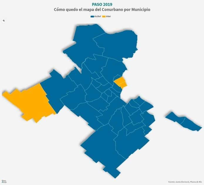 PASO: Municipios