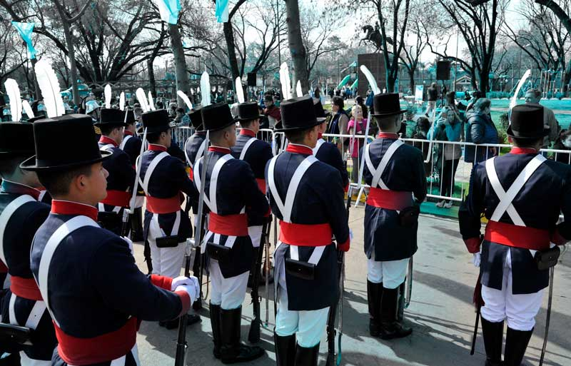 Aniversario del fallecimiento de San Martín
