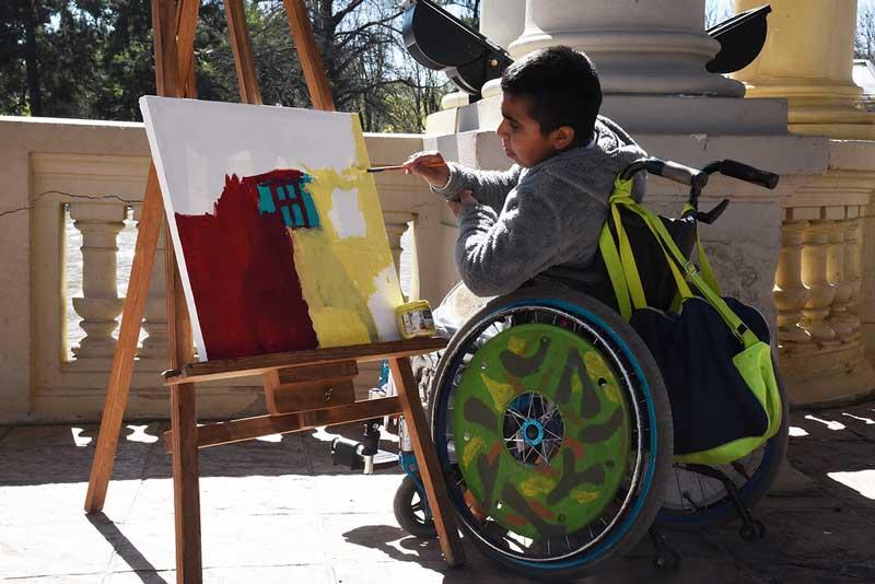 Arte inclusivo