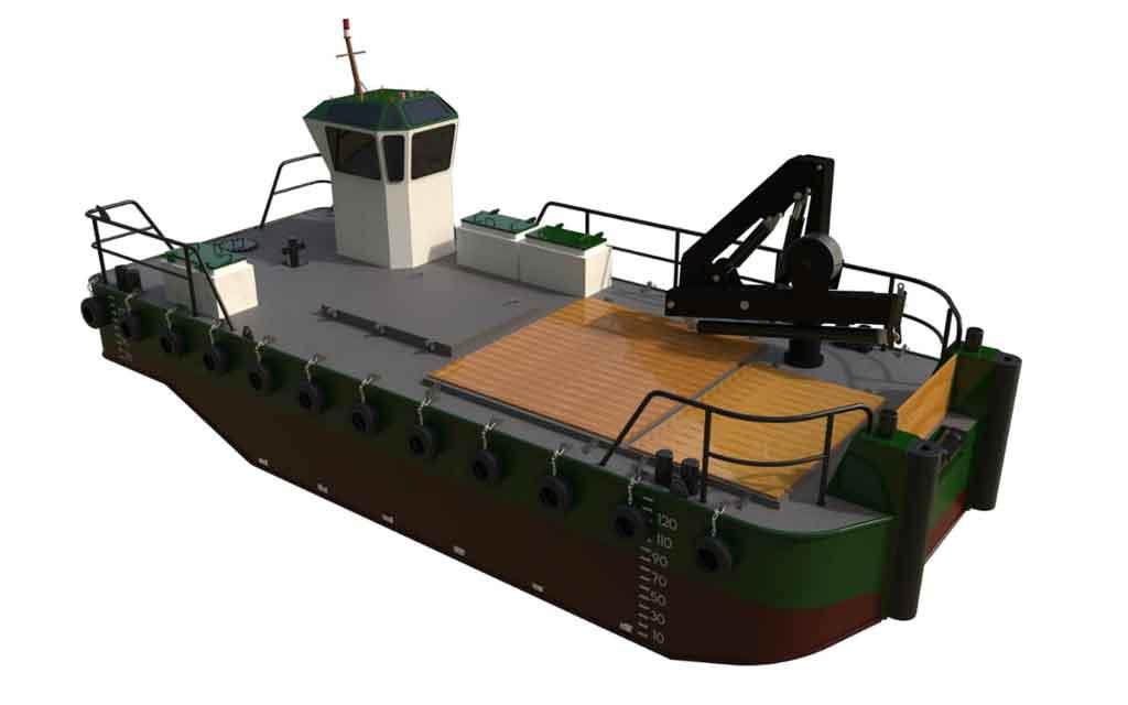 Embarcación Astillero Río Santiago