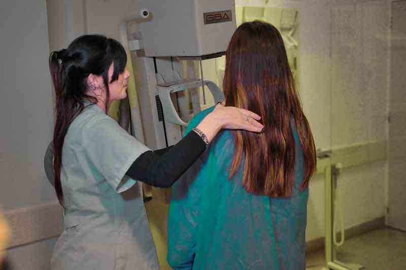 Prevención Cáncer de mamas
